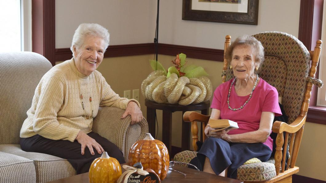 Continue a Full Life at Ridgewood Estates